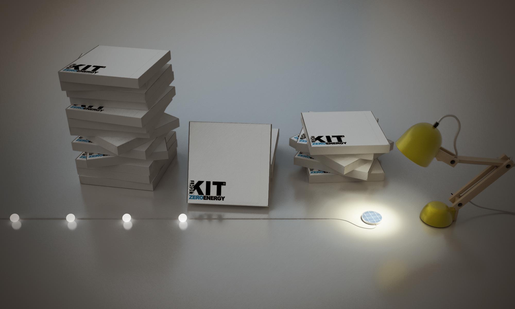 Kit Zero Energy